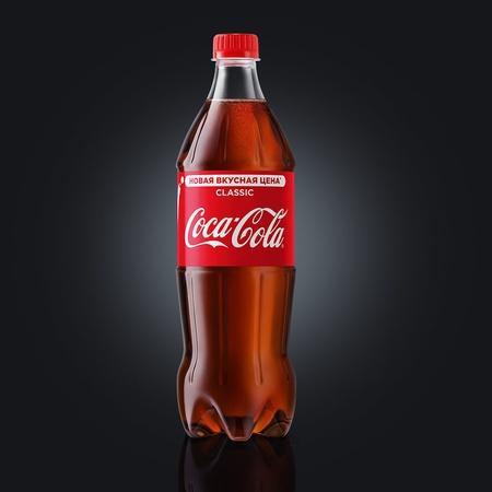 Coca-Cola 900 мл.