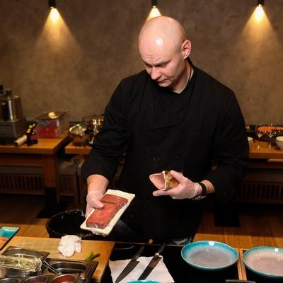 """""""Лига выдающихся призов"""": chef's table"""