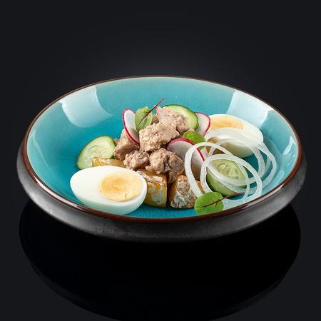 Бергенский салат
