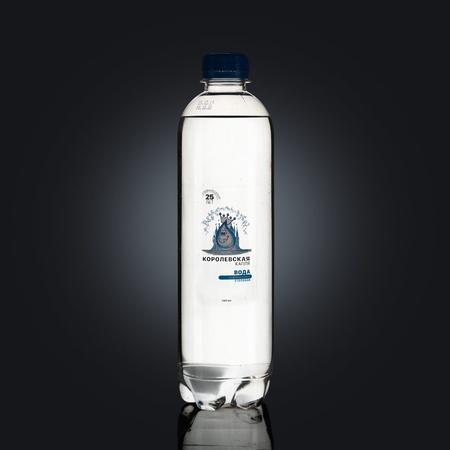 Вода Королевская газированная 500 мл.