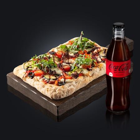 Примавера + Coca-Cola Zero