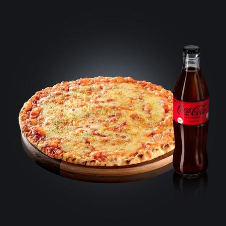 Маргарита/Margherita + Coca-Cola Zero