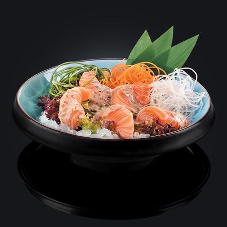 Сасими-салат