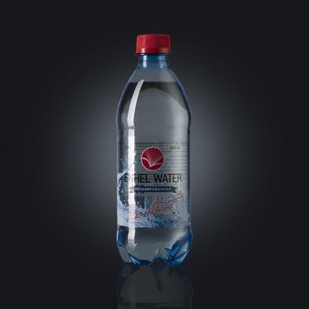 Вода Энхель без газа 500 мл. (пластик)