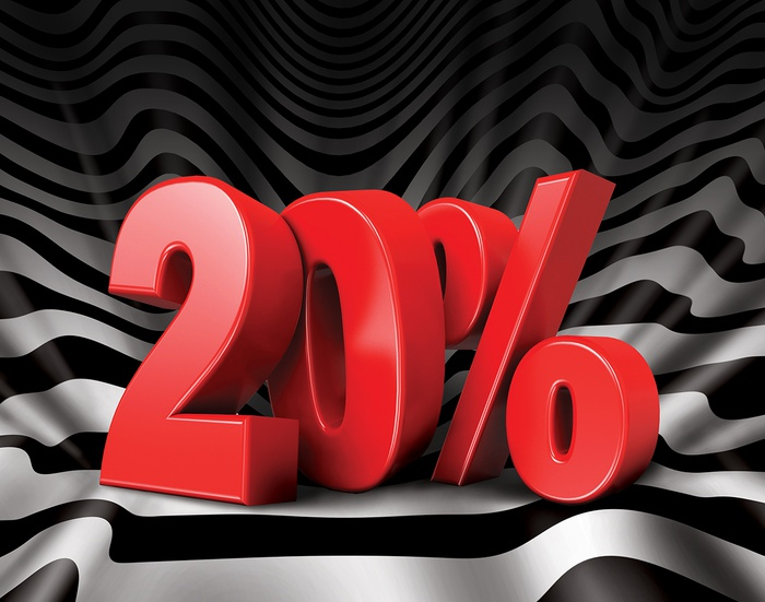 -20% на самовывоз!