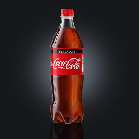Coca-Cola Zero 900 мл.